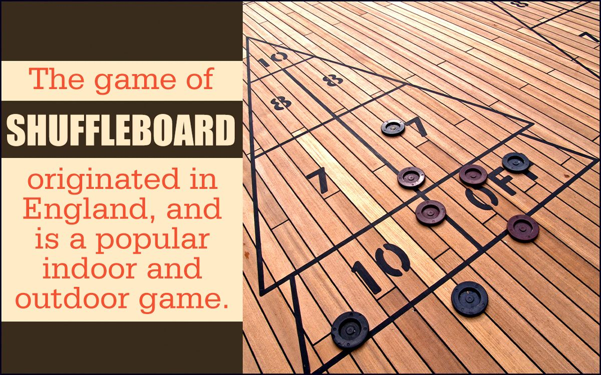 Grasp These Rules of Shuffleboard The Worldfamous