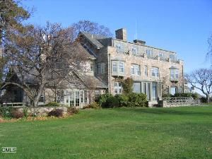 Historic New England Mansion Stamford Ct 11 Bedrooms