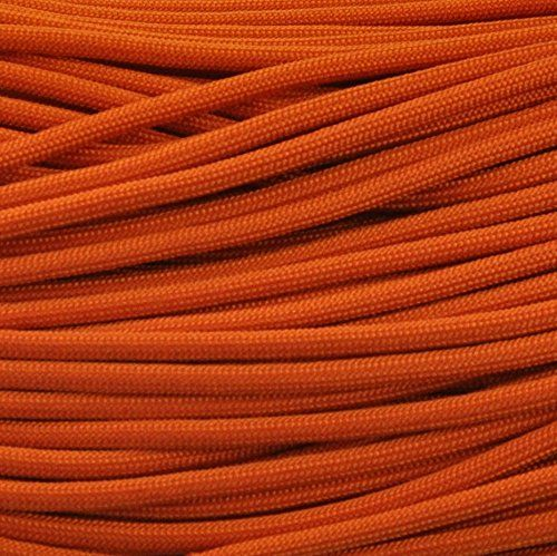 Tactical 365 Operation First Response 100 Continuous Feet MilC5040H Type III 550 MILSPEC Paracord Blaze Orange >>> Check this awesome product by going to the link at the image.Note:It is affiliate link to Amazon.