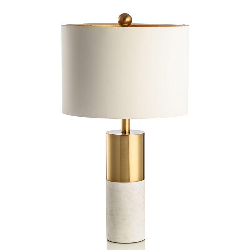 Pas Cher Tuda Livraison Gratuite Marbre Lampe De Table Moderne Lampe