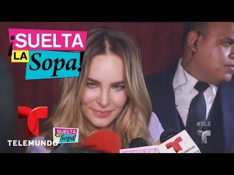 Suelta La Sopa | Belinda se defiende de las envidias  y los comentarios ...