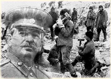 Así torturaban y asesinaban los comunistas a las mujeres.