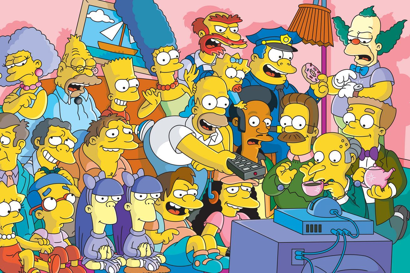 Disney Will Fix The Simpsons Joke Destroying 16 9 Aspect Ratio Starting In 2020 Simpsons Characters The Simpsons The Simpsons Movie