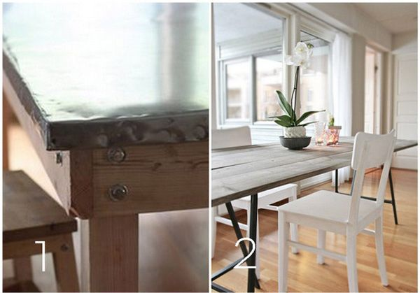 How-to: Make Your Own Kitchen Table   DiY Projects & Crafts ...