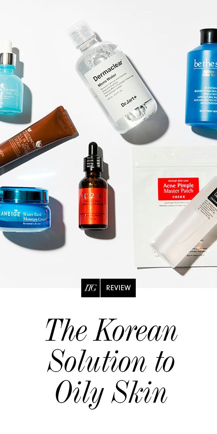 The best korean beauty products for oily skin makeup pinterest