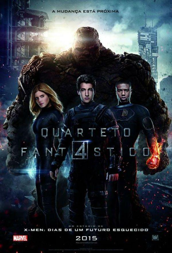 Quarteto Fantastico Quarteto Fantastico Filme Quarteto