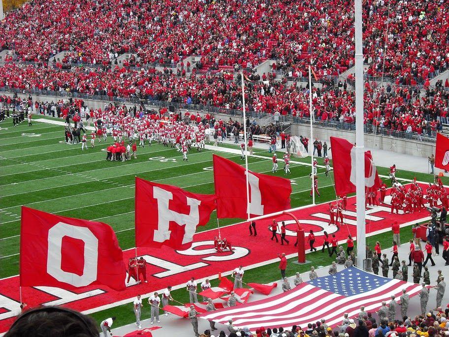 O H Ohio State Football Buckeye Nation The Ohio State University