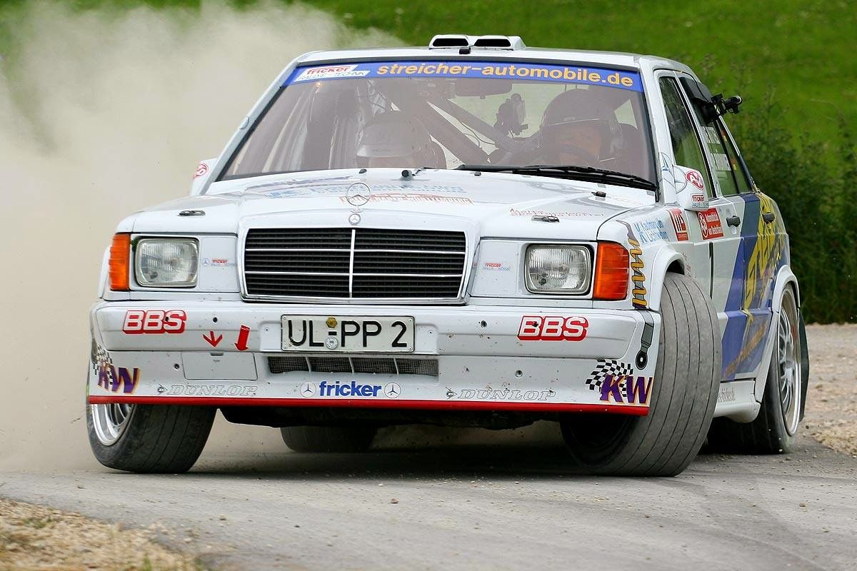 Mercedes-Benz 190E (W201) Rally Car | Classic Cars | Pinterest ...