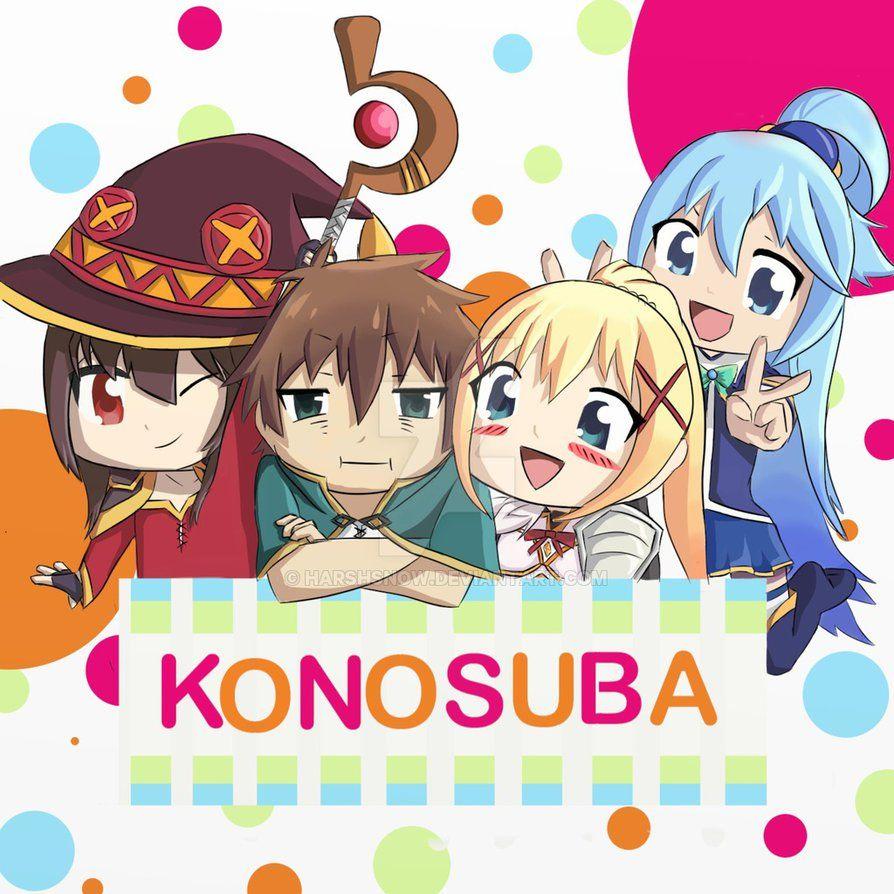 Pin by Razor Hail on Konosuba Anime japan, Anime funny