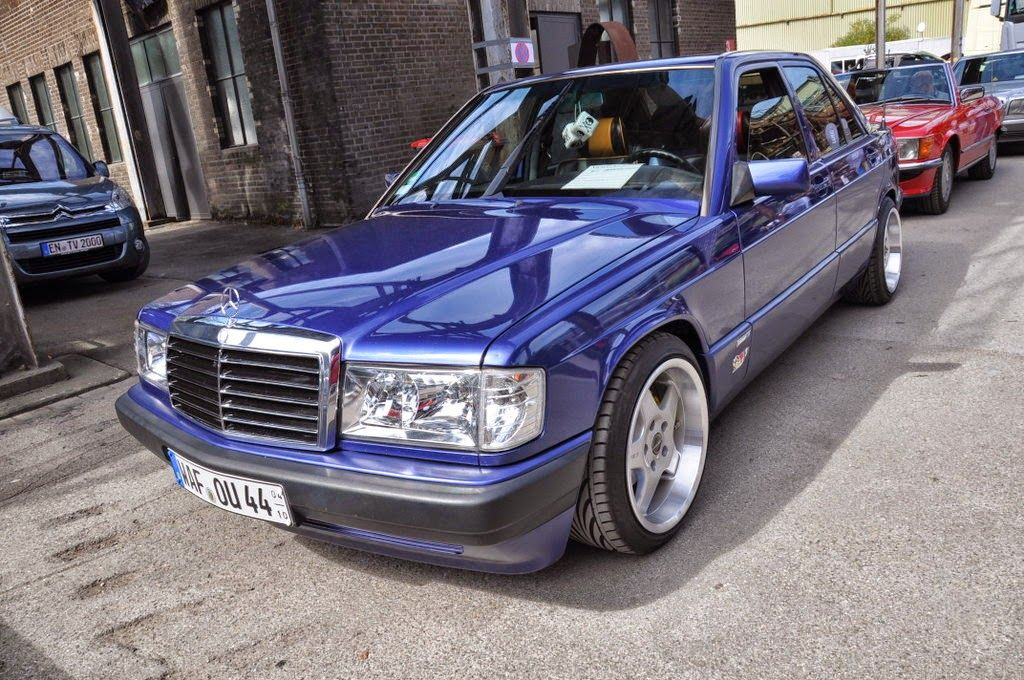 Mercedes-Benz 190E 2 6 Limited Edition | Project: STANCE