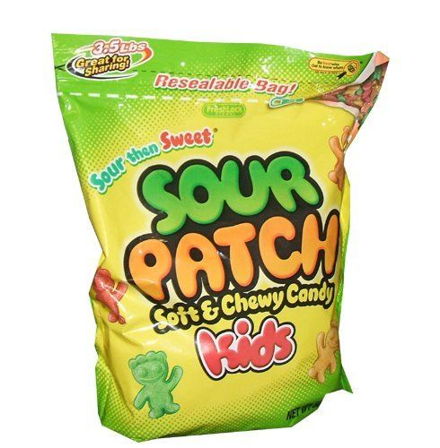 I Think Most Girl Would Want This Sour Patch Sour Patch Kids Sour Candy