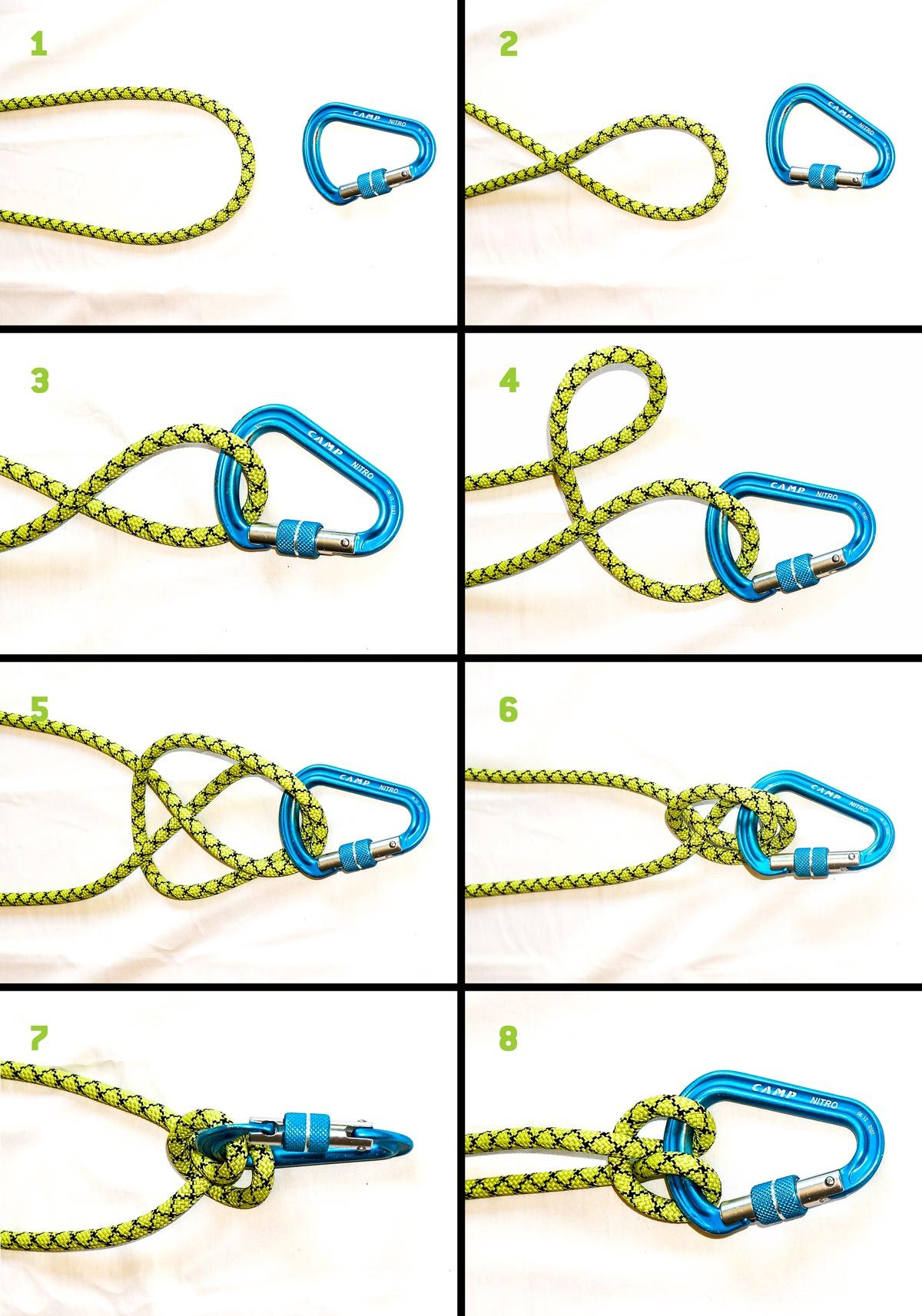 NeedtoKnow Climbing Knots Clove Hitch (With images