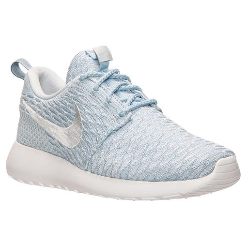 official photos 59110 04abb Women s Nike Roshe One Flyknit Casual Shoes - 704927 401   Finish Line