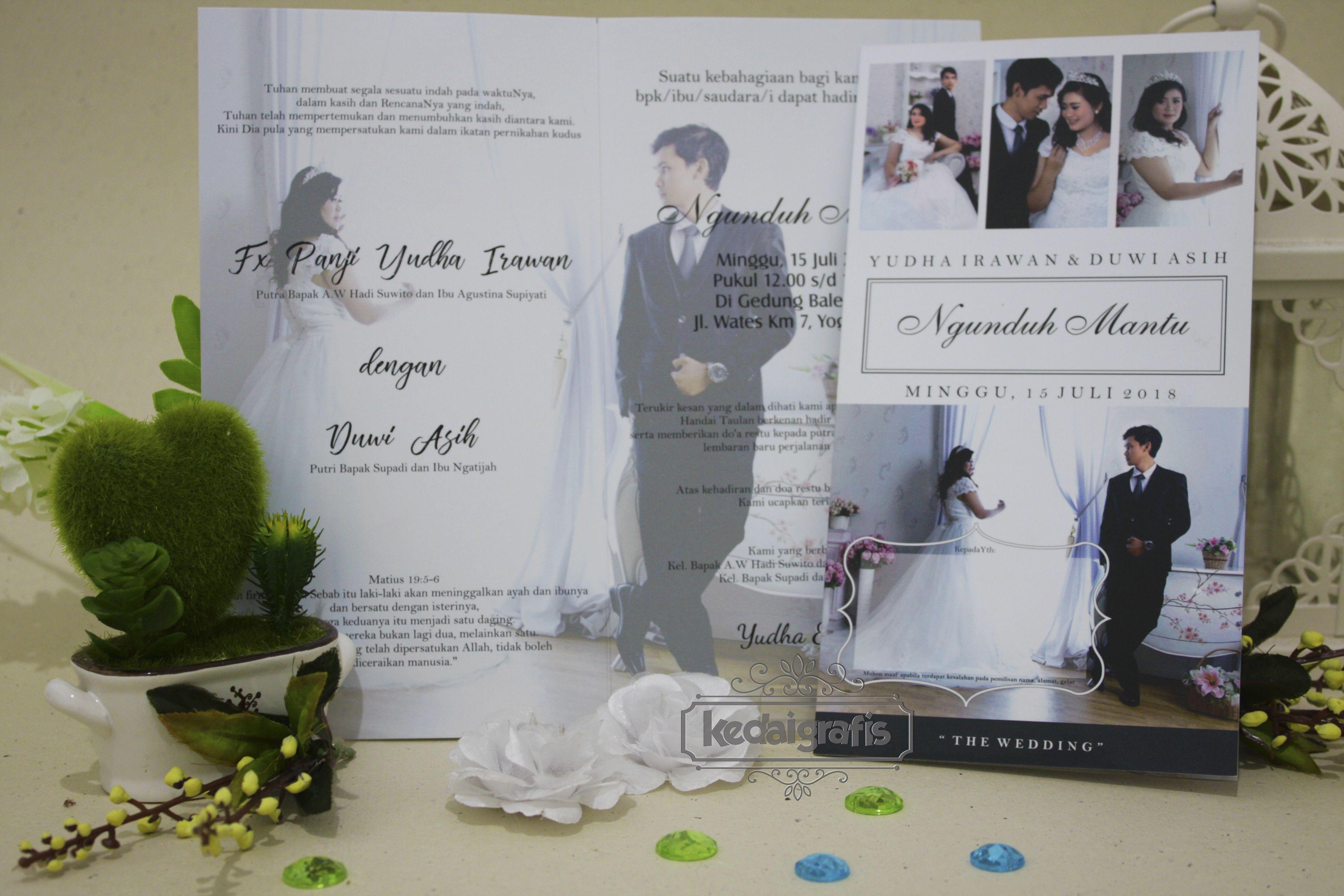 Pin Oleh Kiki Di Contoh Undangan Kartu Pernikahan Fotografi Perkawinan Desain Kartu Undangan