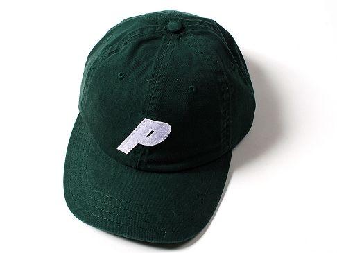 7491558942b Palace Skateboards - Palace Green 6 Panel  P  Cap £40