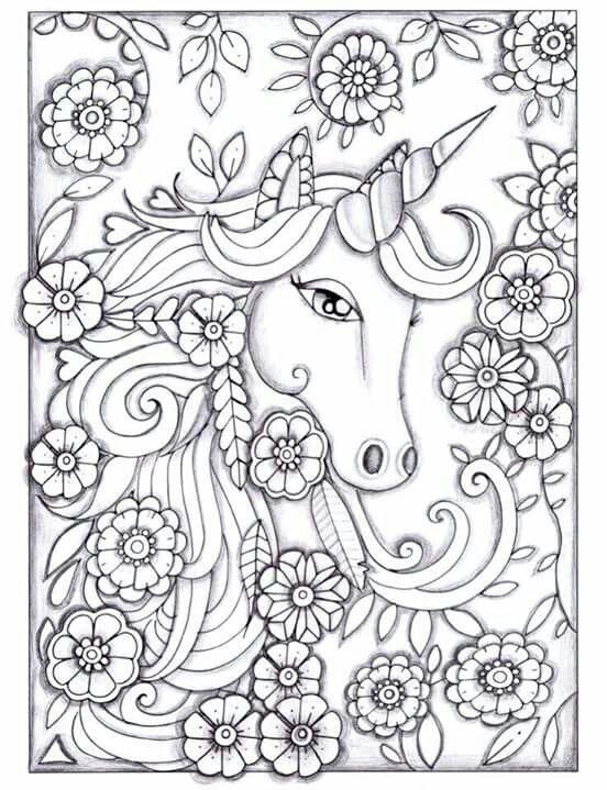 Pin de Andrea en ArteTerapia ❤ | Pinterest | Coloring pages, Adult ...