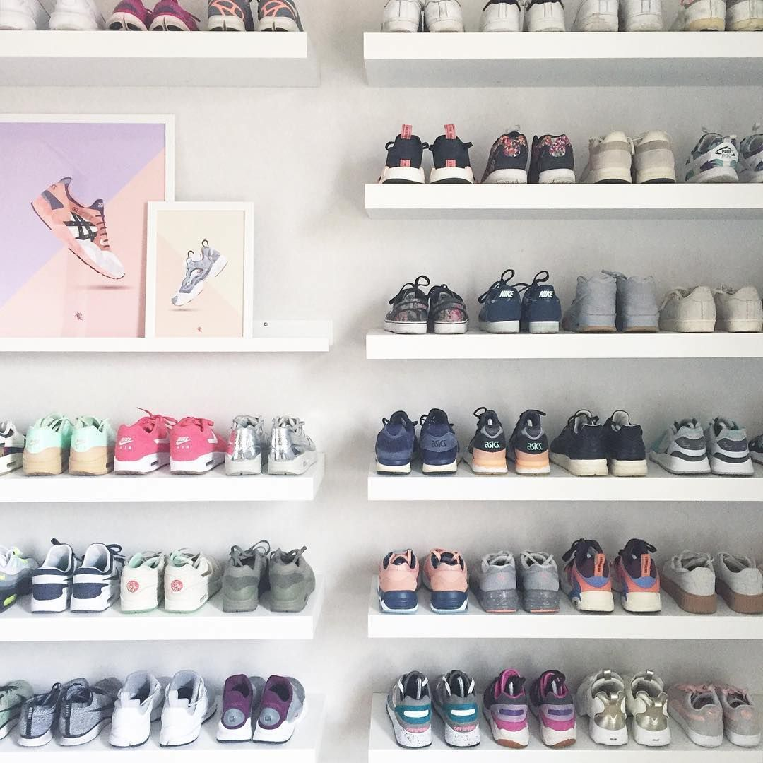 Sneakers collection amazing sneakers collection by audrey mayer