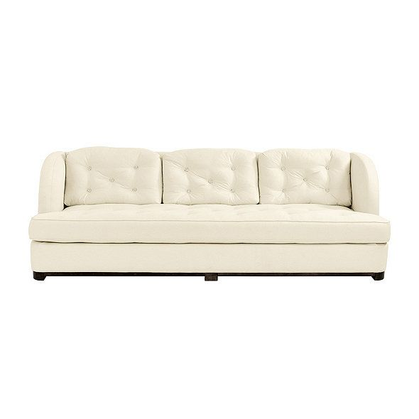 Like A Sofa Is Supposed To Be   Big And Comfortable Enough For A Tall Man  To Take A Nap, But Sleek Enough Not To Look Like An Unmade Bed.