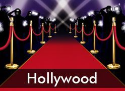 Hollywood & Red Carpet Theme Party Supplies