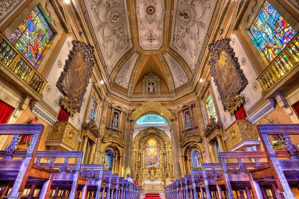 Igreja de Santo Ildefonso, Porto, Portugal   © Humberto Santos