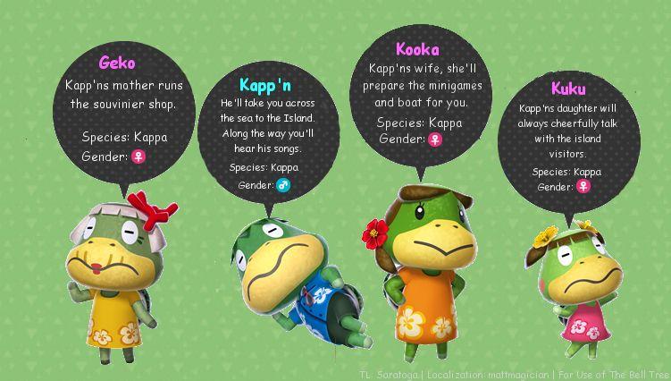 14++ Animal crossing kapp n ideas