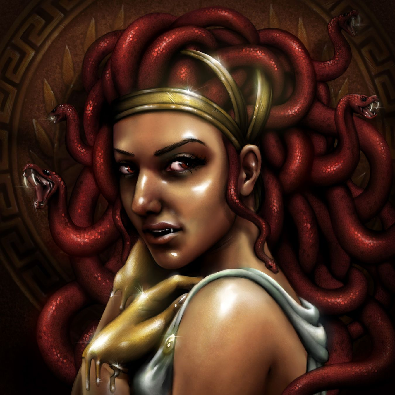 The Gorgon Stheno | Medusa | Pinterest | Medusa and Mythology