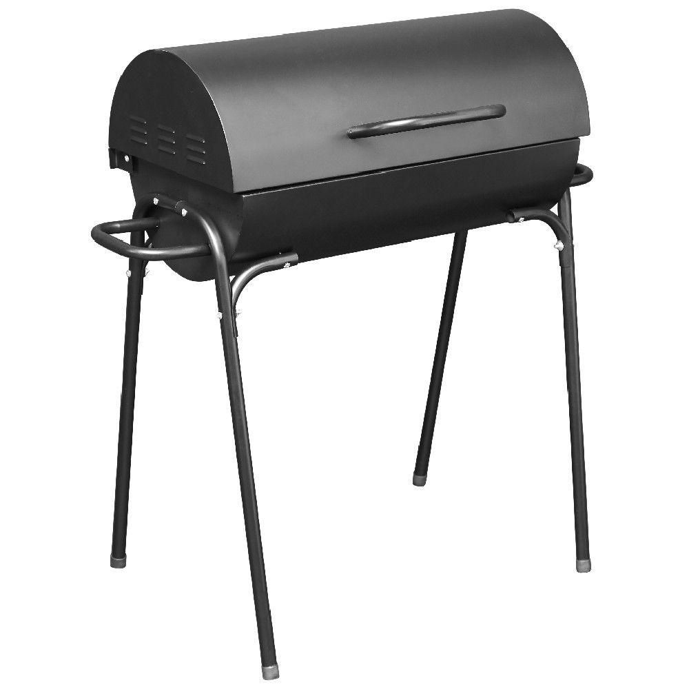 Barbecue A Charbon Jefferson Barbecue Et Plancha Mobilier De Jardin Jardin Et Plein Air Gifi Barbecue A Charbon Barbecue Charbon