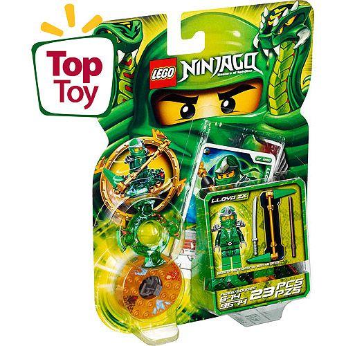 Lego Toys At Walmart : Ninjago sets lego lloyd zx play set walmart