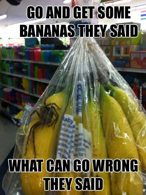 Think I'll get my potassium elsewhere