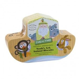 Two by Two Noah's Ark Tin available from The Fine Cheese Co. website - finecheese.co.uk