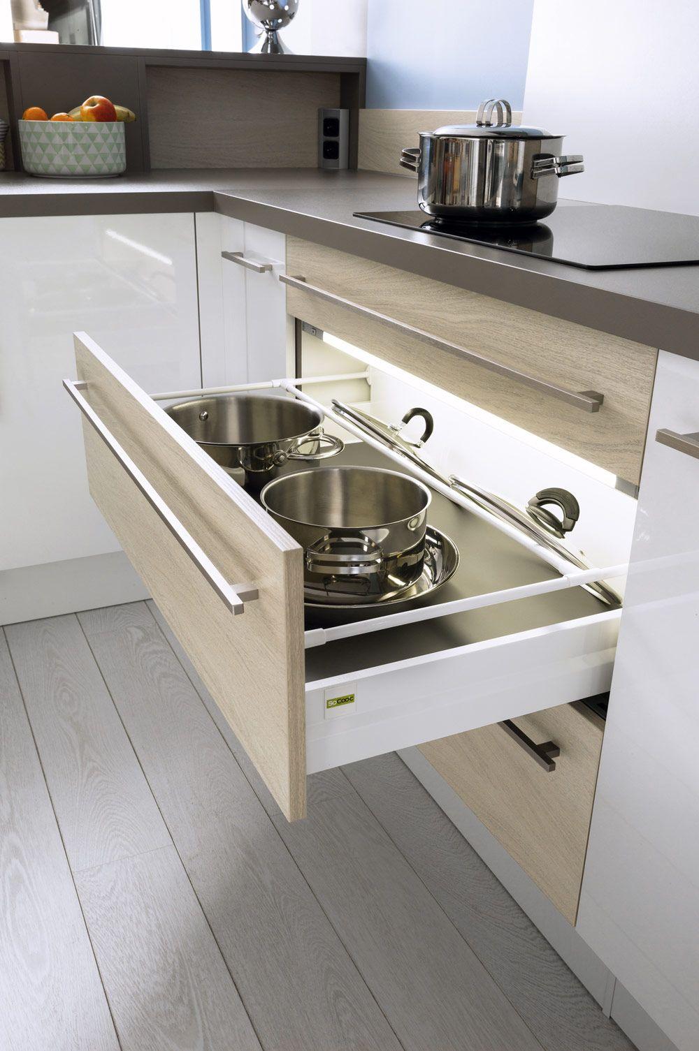 meuble de cuisine ikea tiroir cuisine