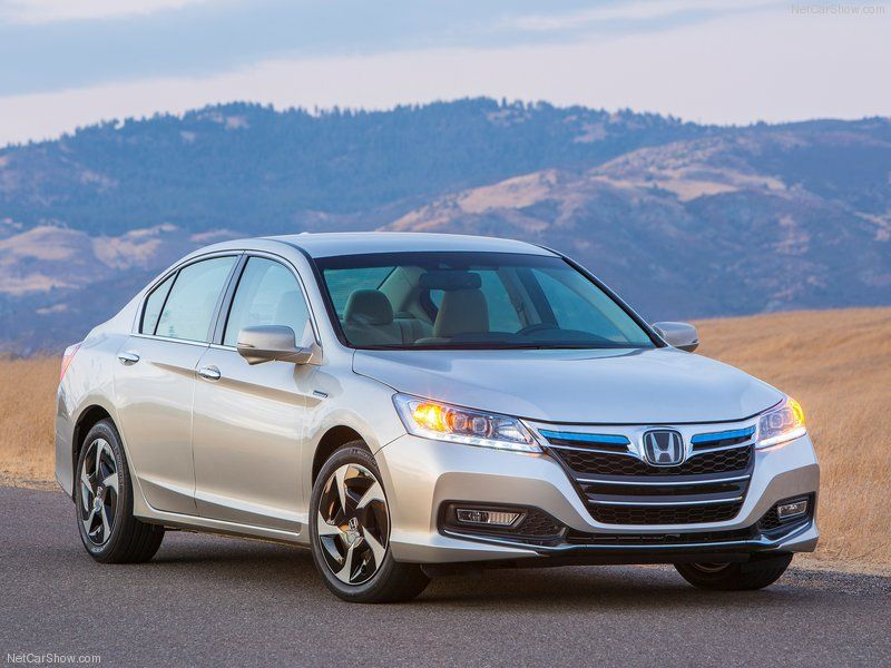Honda Accord PHEV (2014) Model New Look Honda accord