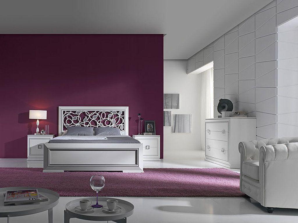 color ciruela   Decorar tu casa es facilisimo.com