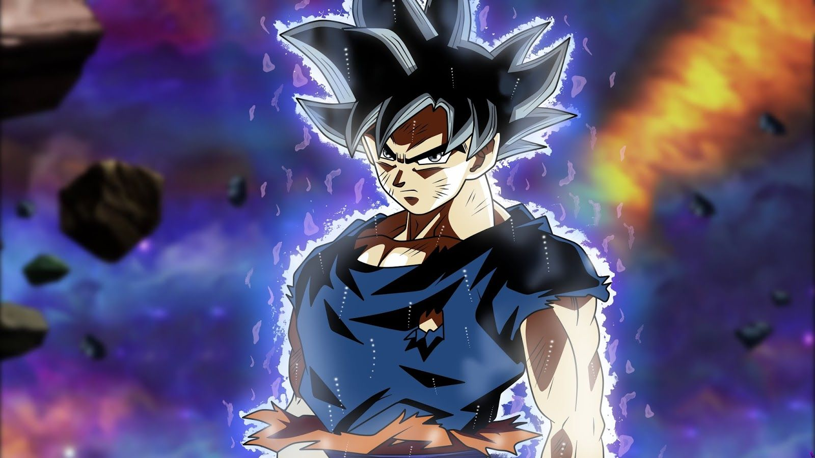 Dragon Ball Super Son Goku Ultra Instinct Dragon Ball 4k Wallpaper Hdwallpaper Desktop Dragon Ball Super Dragon Ball Dragon Ball Goku