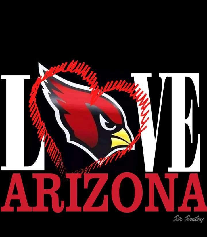 96ff9fbf I ❤ my Arizona Cardinals! Let's Go Red Birds! #BirdGang ...