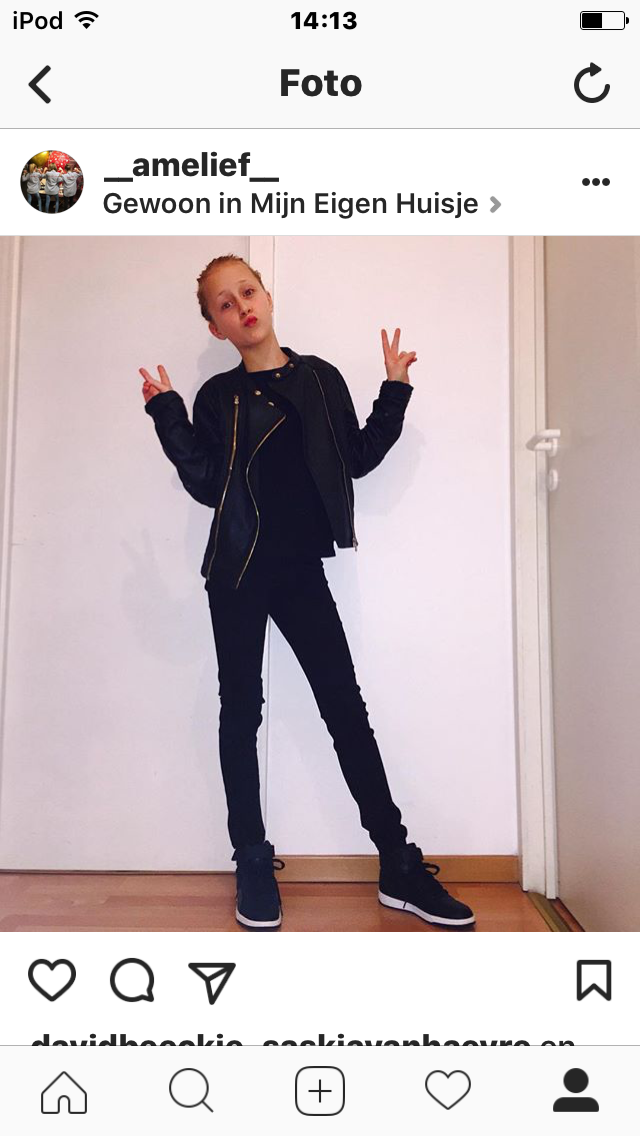 Coole outfit ✌🏼️
