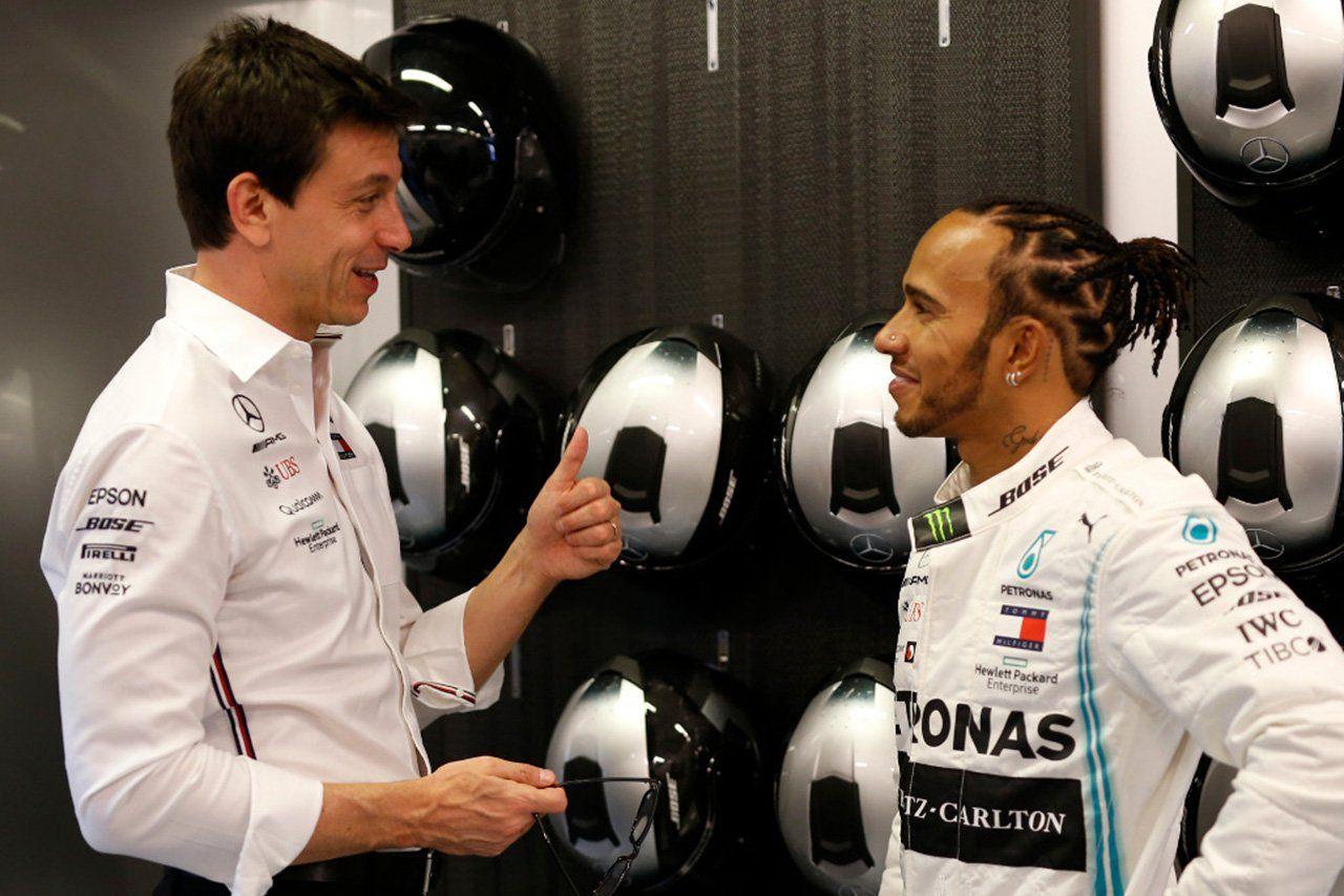 メルセデスF1代表 「ハミルトンとフェラーリが面談することは問題ない」 Mercedes benz, Lewis