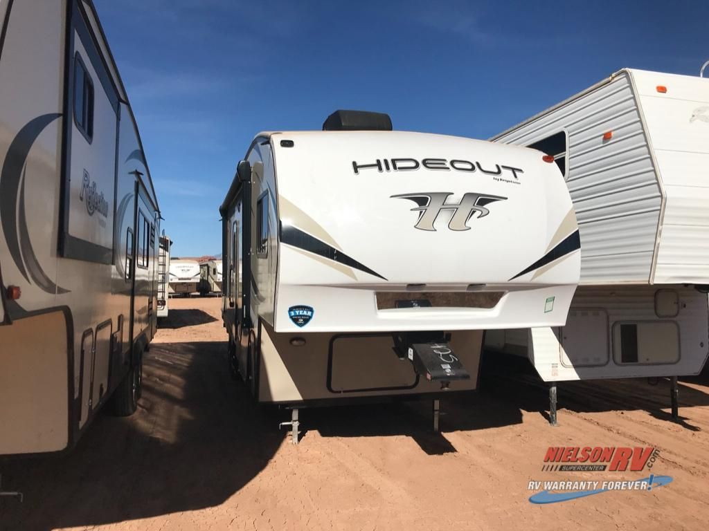 Used 2018 Keystone Rv Hideout 292mls Fifth Wheel At Nielson Rv