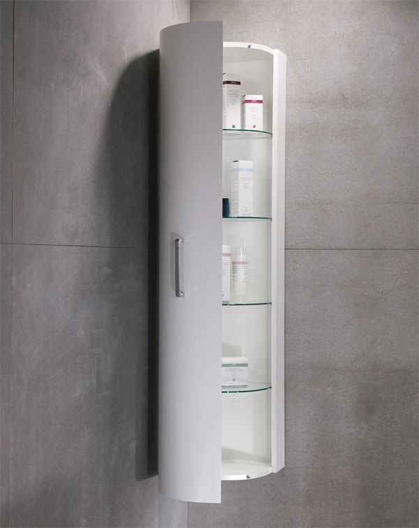 1200 X 300 Tall Stainless Steel Corner Bathroom Mirror Cabinet Modern Storage Unit Mc105 Mirror Cabinets
