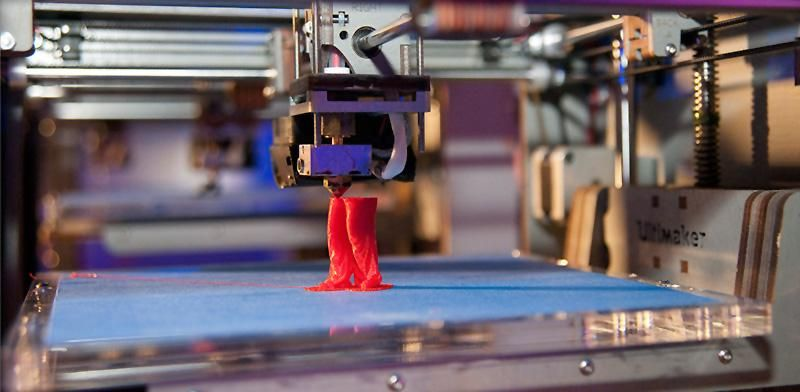3D printer, printing Exhibition at Science Museum - FREE entry