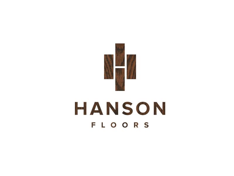 Hanson Flooring In 2020 Flooring Broucher Design Logo Design