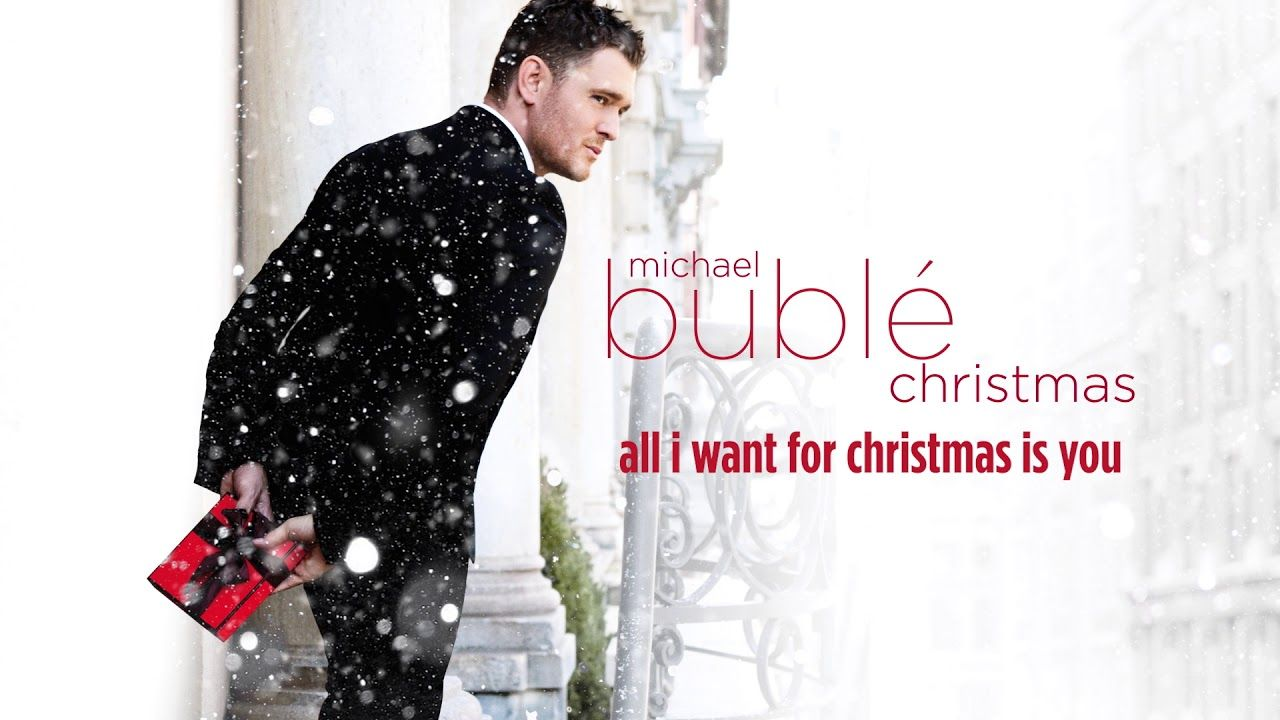 Michael Buble All I Want For Christmas Is You From His Album Christmas Youtube Michael Buble Christmas Michael Buble Best Christmas Songs
