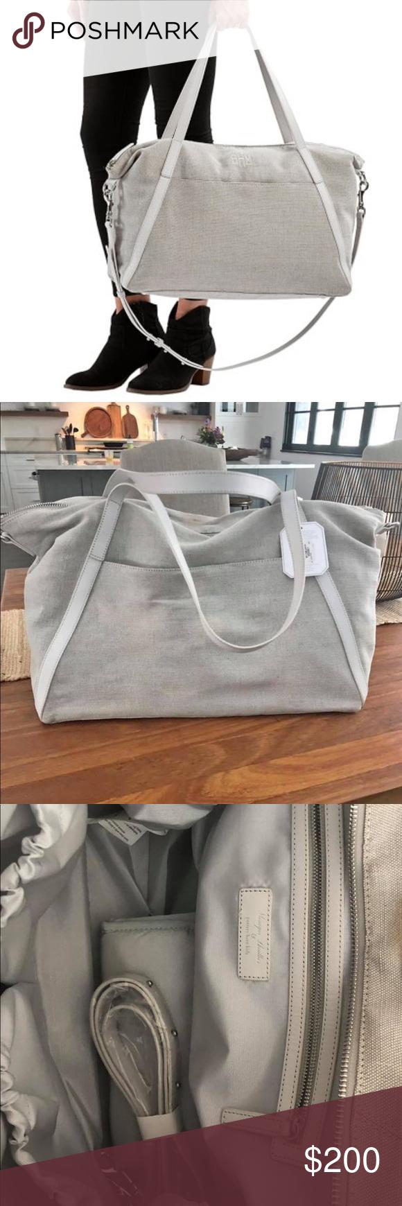 17b61c85f46c Monique Lhuillier Diaper Bag Weekender bag Diaper Bag or could be Weekender  Bag.