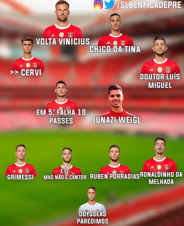 Pin Em Sport Lisboa E Benfica Jd