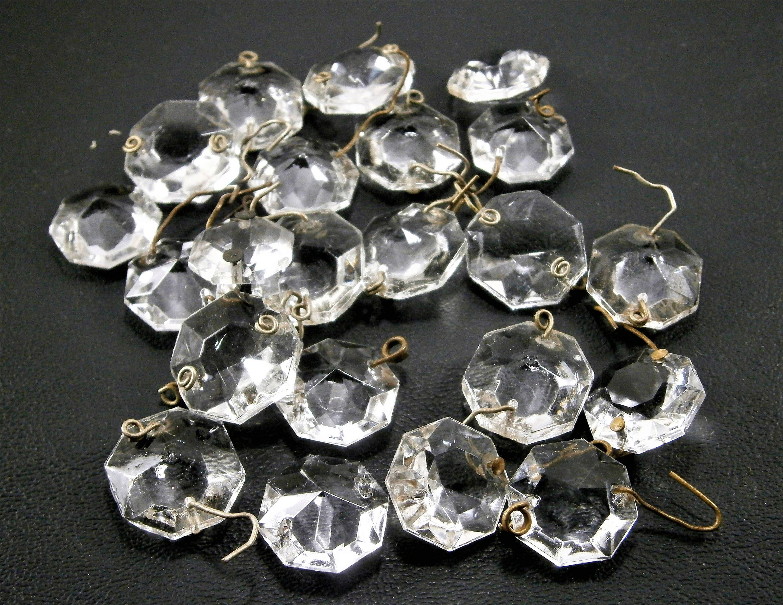 Vintage Chandelier Prisms Replacement Prisms Craft Supplies