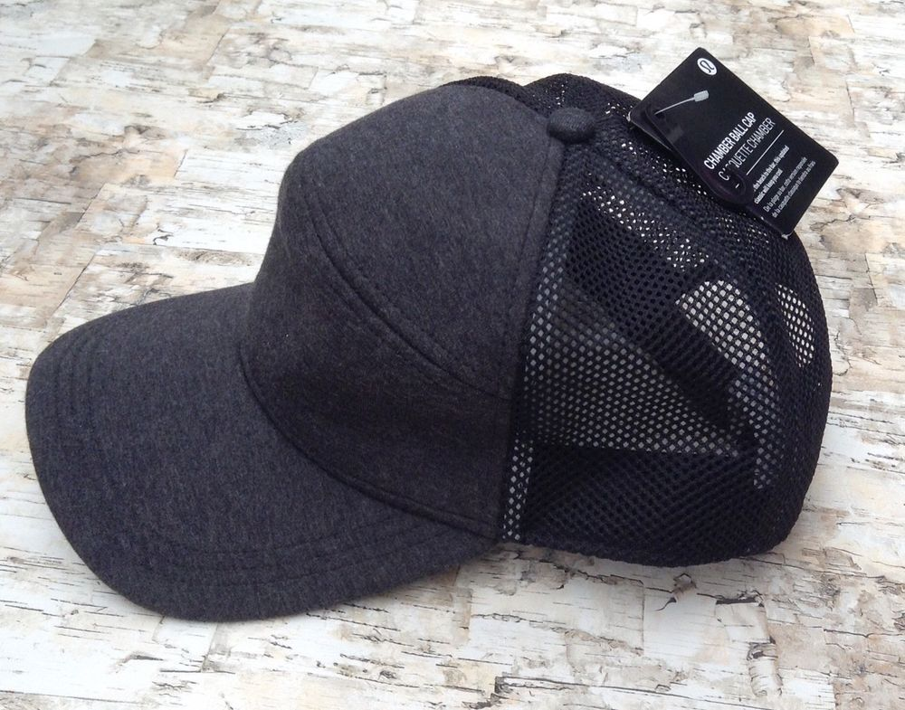 4203a8ca Lululemon Chamber Ball Cap Men's Hat NWT / C | Clothing, Shoes &  Accessories, Men's Accessories, Hats | eBay!