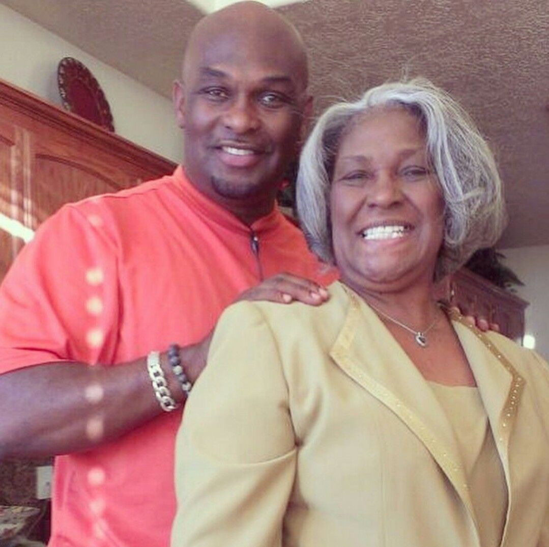 Tommy Ford with his mother. | Family affair, Adoptive mother, Mother