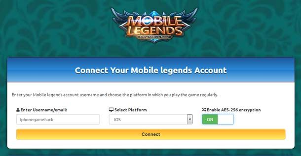 Pin by Chris Mangera on iPhoneGameHack | Mobile legends