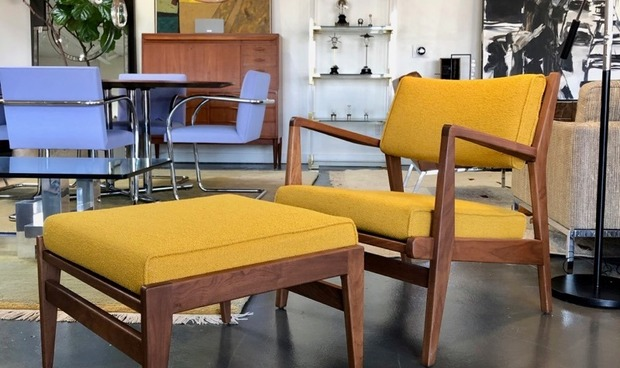 Vinya Features High End Furnishings Consigned By Interior