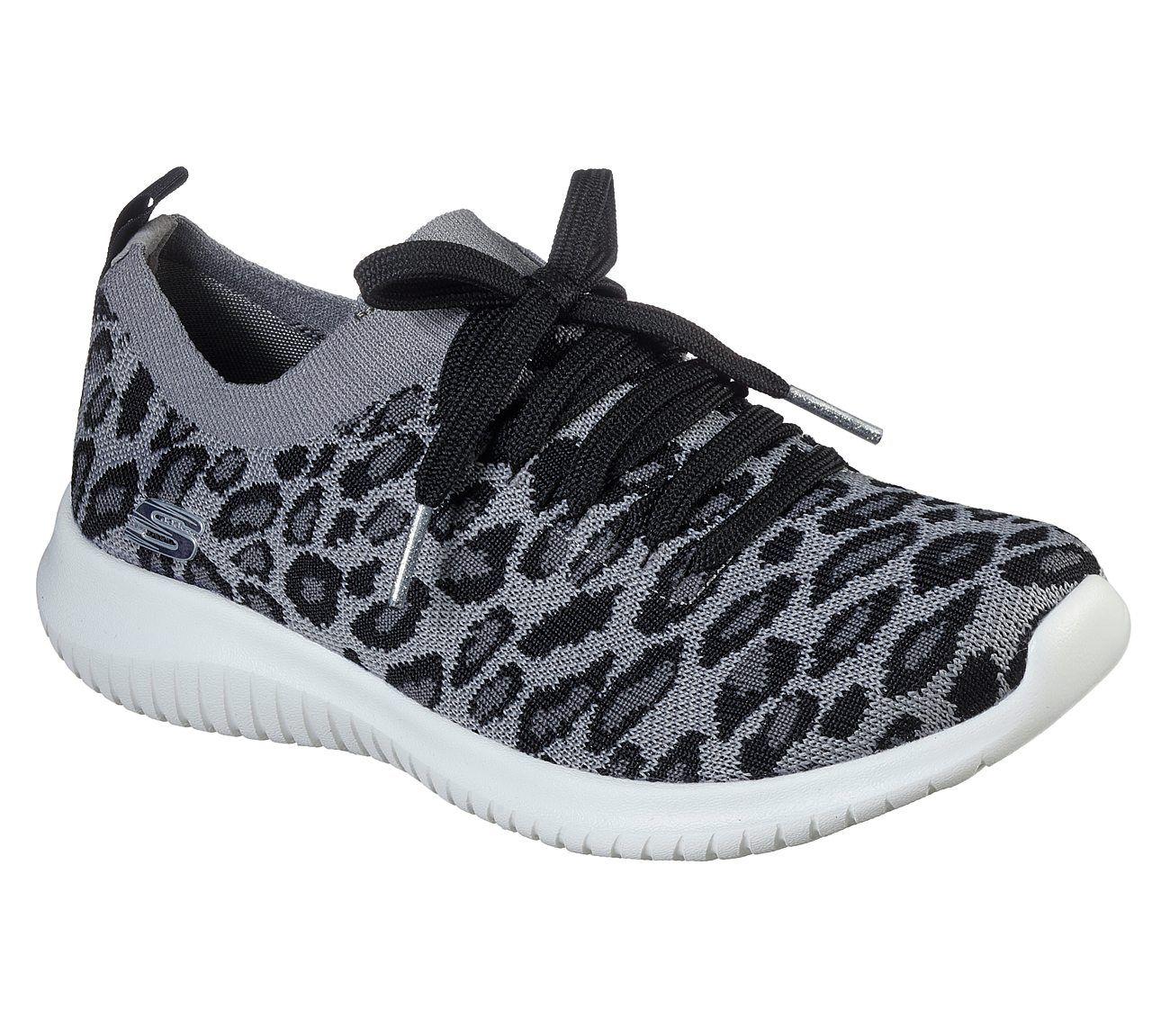 Ultra Flex Safari Tour In 2020 Skechers Fabric Shoes